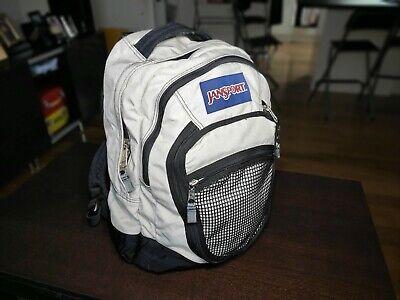 JanSport backpack, used, white