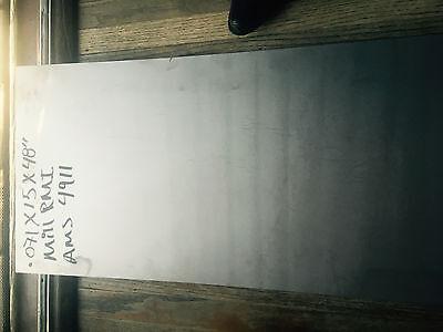 Titanium Sheet 6al-4v .071 X 24 X 36