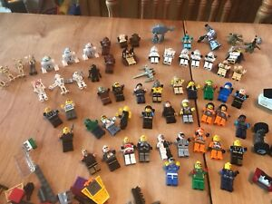 Lego figurines StarWars
