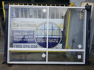 1840H x 2450W Aluminium Sliding Window (Item 4583)