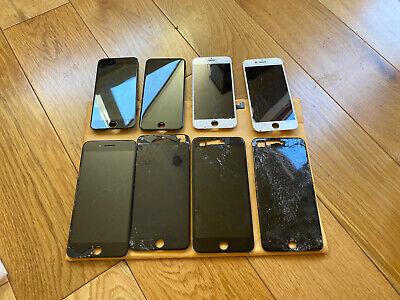 iPhone 7 & 7Plus Screen Job Lot x8