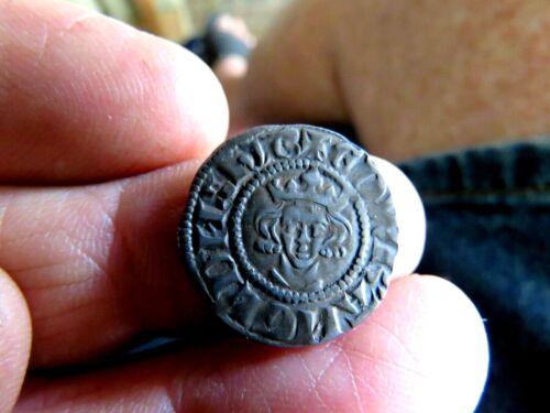 High Grade (XF) Original ENGLAND Edward I, 1272-1307. Silver Penny 2B London