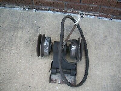 Univex 30 Quart M30 Mixer Variable Speed Pulley Assembly