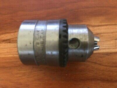 Jacobs Sm4g61 Drill Or Lathe Chuck 38-24 Thd 116-38 Car 1.5mm-10mm Car -usa-