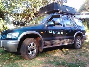 2003 Kia Sportage Wagon Melbourne CBD Melbourne City Preview