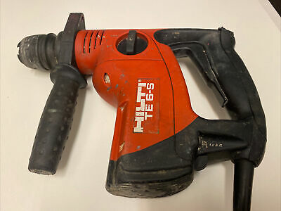 Hilti Te 6-s Rotary Hammer Drill