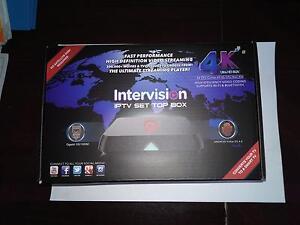 Intervision IPTV Set Top Box
