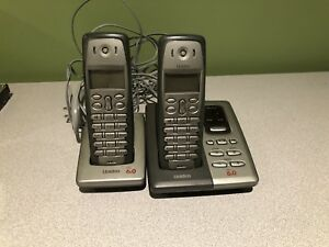 Uniden Cordless Phones w/ Answering Machine (2 Handsets)