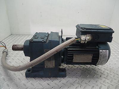 Sew-eurodrive Motor And Gear Box Dft80n4-ks R47dt80n4-ks
