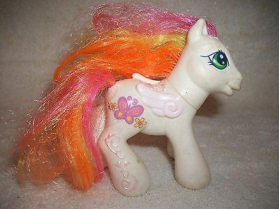 My Little Pony 2004 Honolu Loo Pegasus Toy Figure