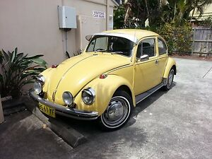 1971 Volkswagen 1600 Sedan Woody Point Redcliffe Area Preview