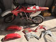 Honda  2007 CRF150R dirtbike Altona Hobsons Bay Area Preview