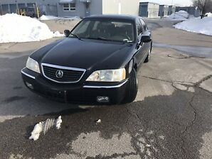Beautiful 2004 Acura RL