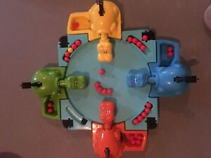 Hungry hippo game