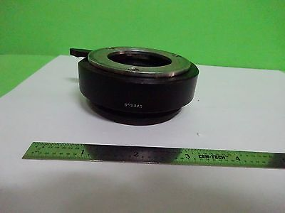 Microscope Part Leitz Illuminator Holder 563348 Optics As Is Binw2-22