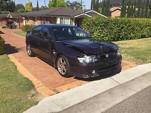 04 Holden VYII SS - 4 Door Sedan in Cosmo - MUST GO TODAY! Melrose Park Parramatta Area Preview