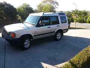 Land Rover Discovery 2 1999 Jerrabomberra Queanbeyan Area Preview