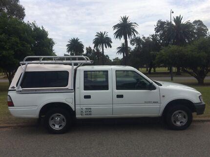 Holden Rodeo 4x2 Perth CBD Perth City Preview