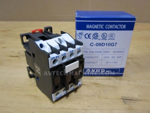 NHD Magnetic Contactor C-09D10G7