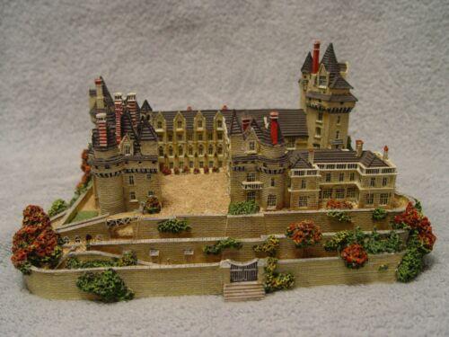 Danbury Mint Usse Castle