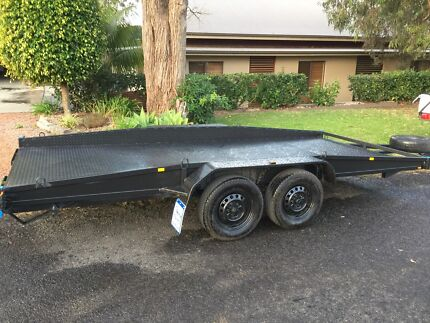 Heavy Duty Car Plant Trailer Hire Trailers Gumtree Australia