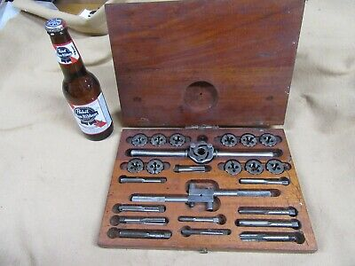 Vtg Bluepoint Sae Tapdie Setwood Box26pc5 Not B-pusagd Bp42620