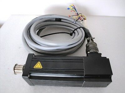 Servo Motor Nema23 Built-in Encoder Pulley Gear