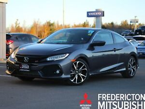 2017 Honda Civic Si 6-SPEED | EXTENDED WARRANTY TO 2022