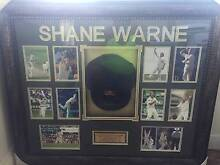 Shane Warne Signed Baggy Green Banora Point Tweed Heads Area Preview