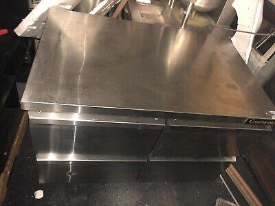 Continental Refrigerator Swf48 48 Worktop Drawer Freezer