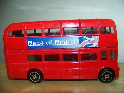 "London Double Decker Bus ""Best of British""Coin"
