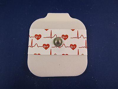 50 Pcs Holter Monitoring Ecg Ekg Electrodes Foam 5055 Best Price On Ebay