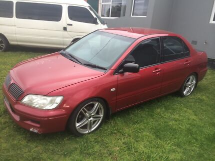 Mitsubishi lancer East Devonport Devonport Area Preview