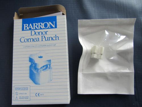 Katena Ref: K20-2082 Barron Cornea Punch Set 9.0mm Diameter (x) 09/2020