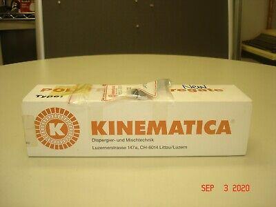 New Kinematica Homogenizer Generator 20mm Pt-da 30202wec Polytron Aggregate