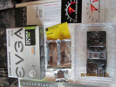 EVGA NVIDIA GeForce GTX 760 Superclocked (2048 MB) (02G-P4-2765-KR) Grafikkarte