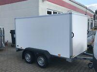 ⭐Anhänger Saris Koffer FW2000 2000 kg 306x154x150 cm Holzkoffer Brandenburg - Schöneiche bei Berlin Vorschau