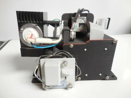 Waters 2489 UV VIS Detector Optics Bench Assembly & WAS081140 Flowcell