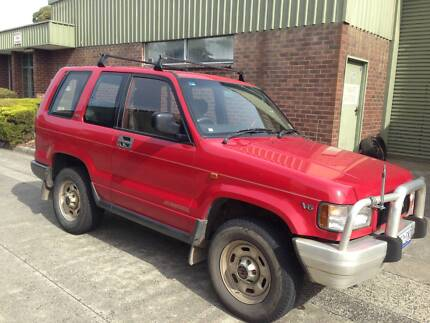 1994 Holden Jackaroo Wagon yours to own for only $110 per week. Bayswater Knox Area Preview