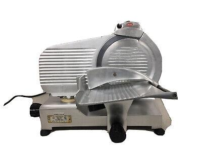 Berkel 825 Electric Meat Slicer 10 Blade Manual Gravity Feed 8150