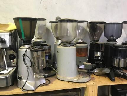 Espresso Machines and Grinders