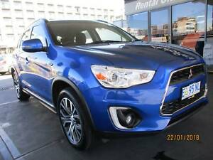 Automatic Mitsubishi 2015 ASX Hobart CBD Hobart City Preview