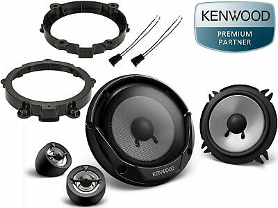 Kenwood Lautsprecher System Einbau Set Tür vorne Mercedes Viano W639 2003 -...