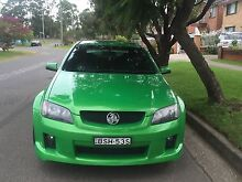 2009 Holden commodore SV6 Wetherill Park Fairfield Area Preview