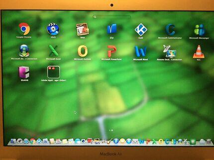 "Macbook Air  13""  i7 2011"
