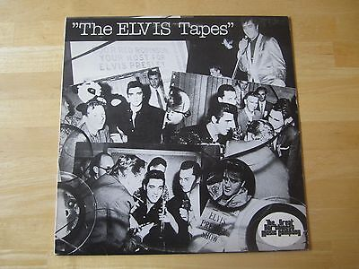 Elvis Presley LP: The Elvis Tapes,The Great Northwest Music Co. #GNW-4005