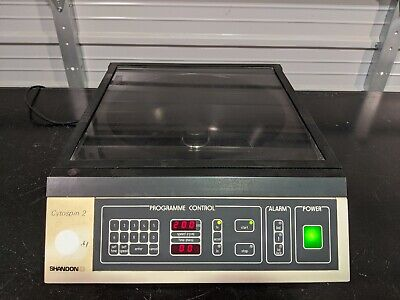 Shandon 59900102 Cytospin 2 Digital Centrifuge Without Rotor  Tested
