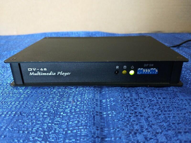 Technovision DV-68 Multimedia Player