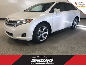 2014 Toyota Venza ALL WHEEL DRIVE, BLUETOOTH, AUTO HEADLIGHTS