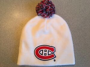 NHL hockey Montreal canadiens toque hat